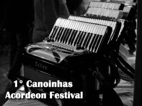 1° Canoinhas Acordeon Festival