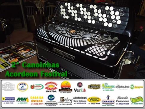2º Canoinhas Acordeon Festival