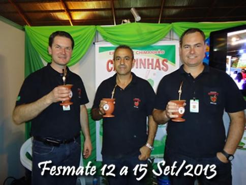 Fesmate 12 a 15 Set/2013
