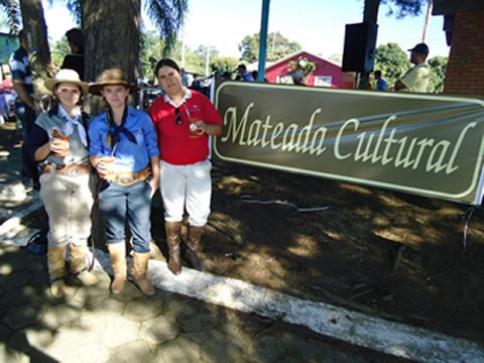Mateada Cultural - 01.03.14