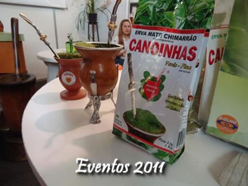 Eventos Erva Mate Canoinhas 2011