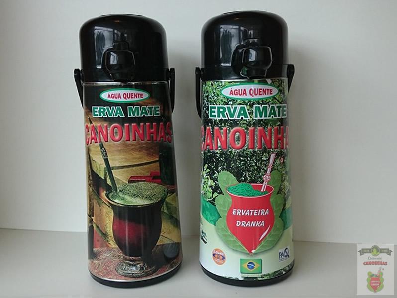 Garrafa Térmica Invicta 1,8 litros Personalizadas