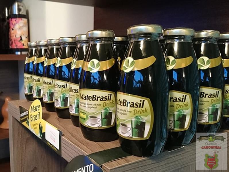Mate Brasil Drink - Bebida a base de Erva Mate