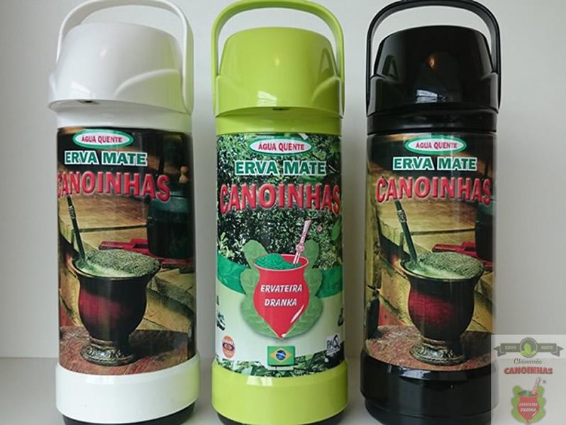 Garrafa Térmica Invicta 1 litro Personalizada