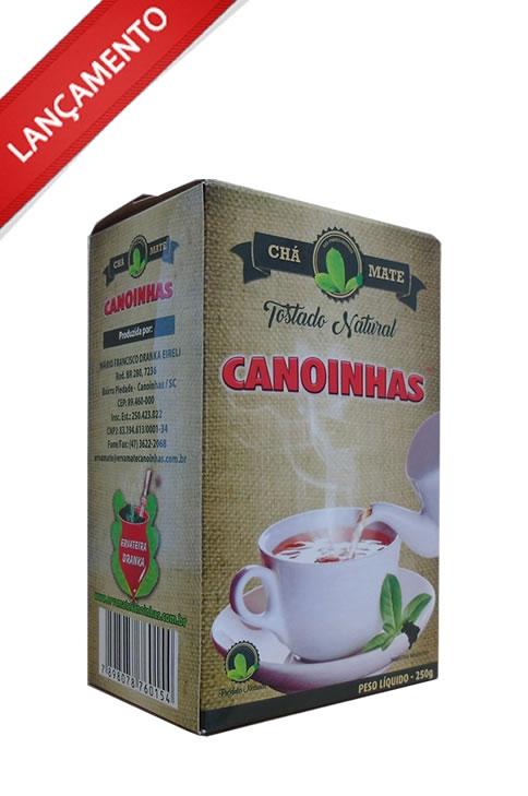 Chá-Mate Canoinhas 250g